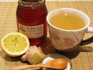Чай с имбирем для похудения