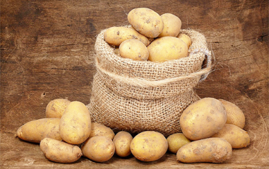 Сколько в картошке калорий