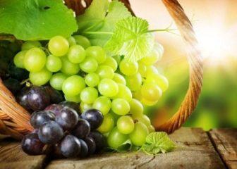 Виноградные маски - источник витаминов коже лица