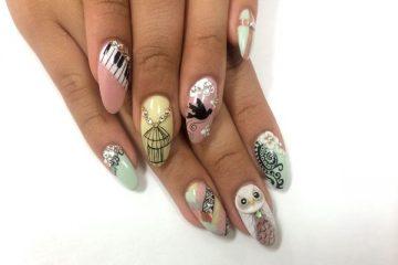 Магазиз Nails Mania - все для маникюра