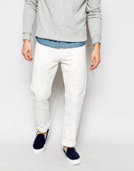 Белые джинсы в мужском гардеробе