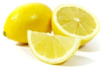 Как похудеть с помощью лимона
