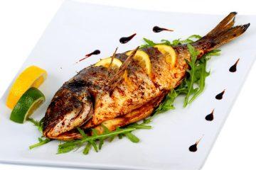 Рыба жареная - калорийность, состав, способы приготовления
