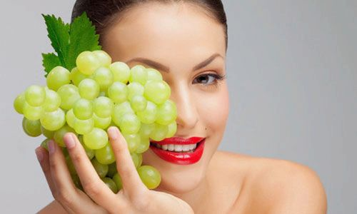 Маска для лица из винограда в домашних условиях. Маски из винограда для лица