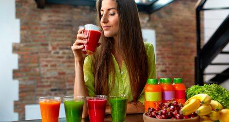 Эффективность и рацион 3-дневной диеты для детоксикации