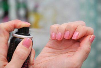 Что вредит ногтям