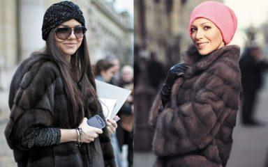 Как подобрать к верхней одежде модный головной убор