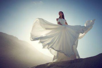 «Сила» юбки в ее легкости