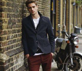 Модные тенденции для мужчин на осень