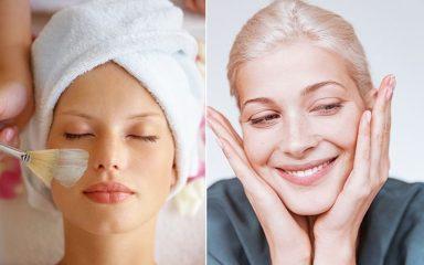 Химический пилинг для гладкой и упругой кожи