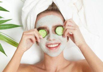 5 волшебных масок для сияющего лица зимой