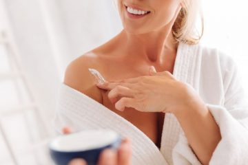 Особенности антивозрастных кремов